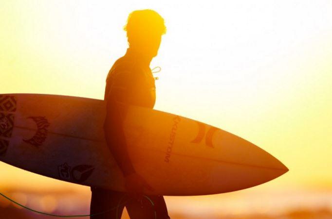 サーファーの恋愛