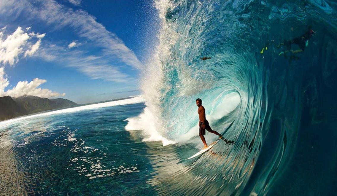 サーフィンは最高に気持ちがいいスポーツ