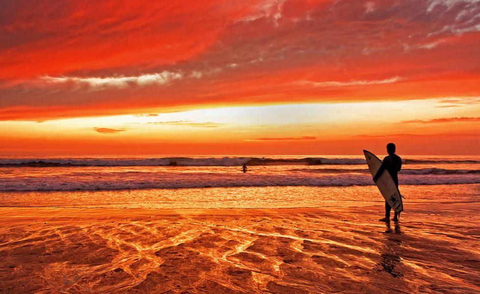 サーフィンは最高のライフワーク