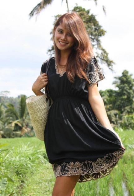 東南アジアの美女