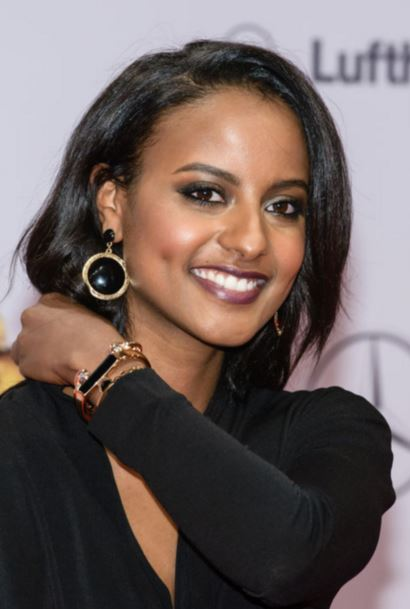 超美しい黒人女性