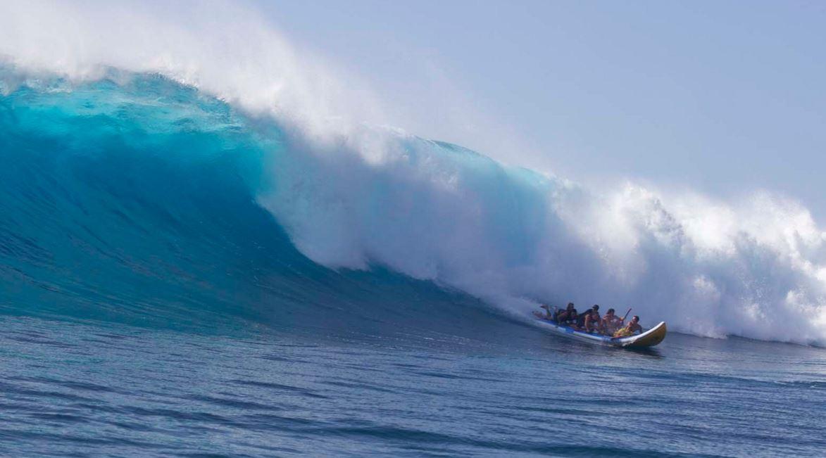 面白いサーフィン