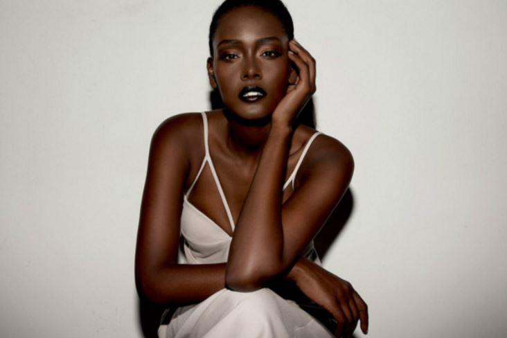 黒人超絶美女