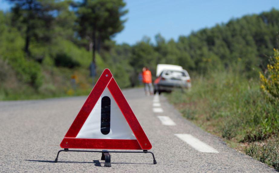 海外での交通事故