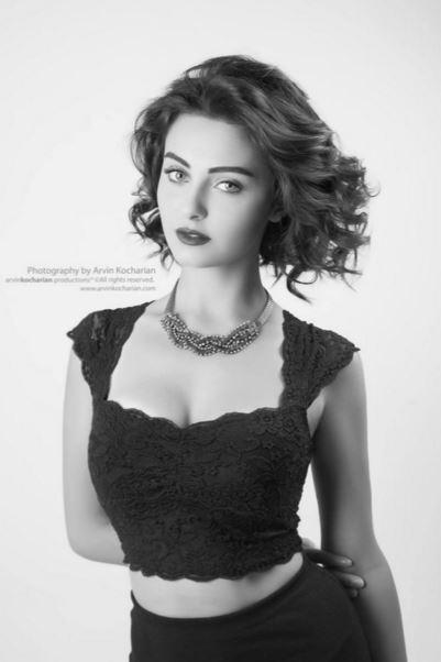 超絶アルメニア美女
