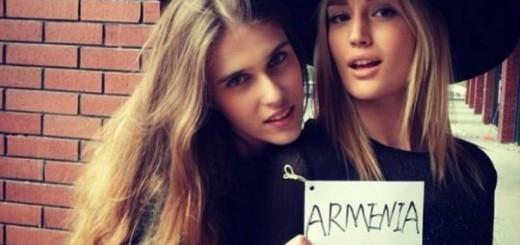 アルメニア美女ランキング