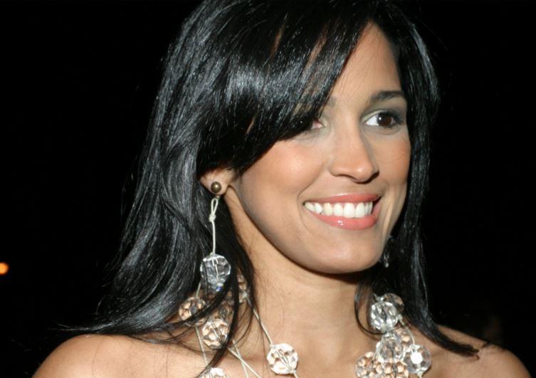 カリブの笑顔素敵女性