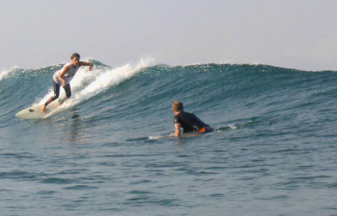 サーファーよく見る