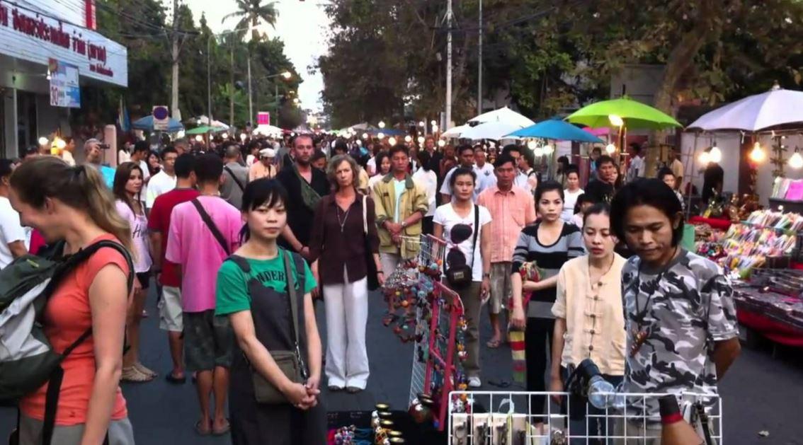タイの国歌斉唱