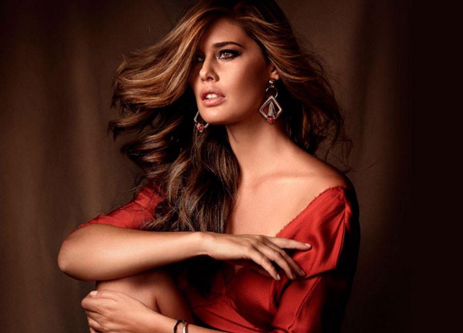 中南米の美人女優