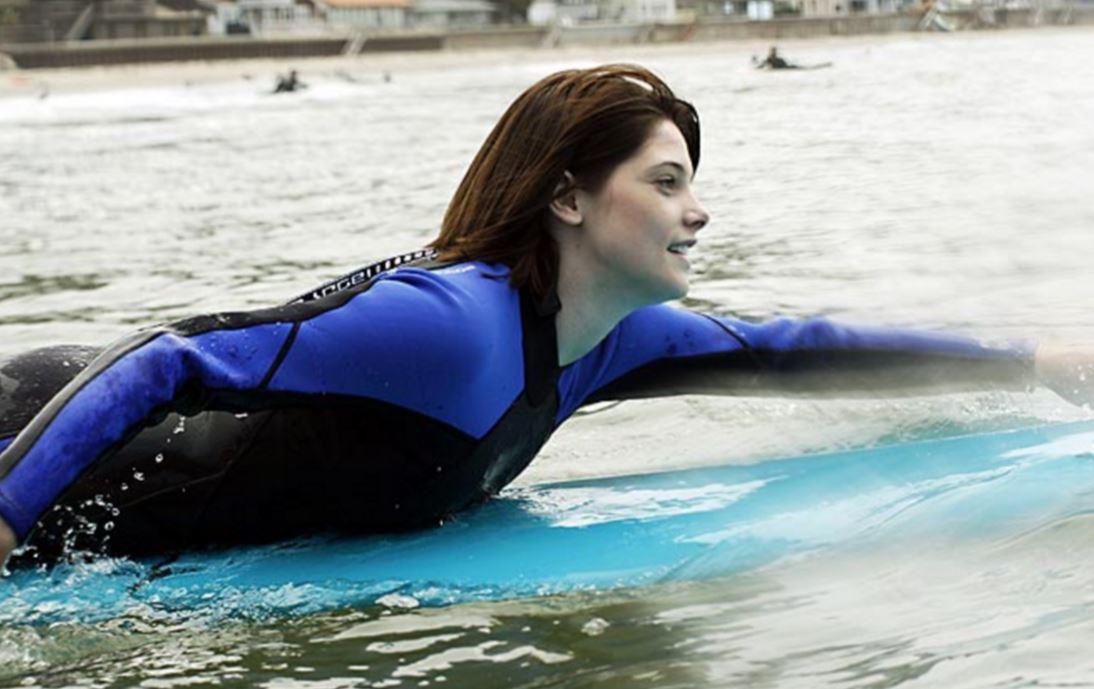 女性サーファー優遇