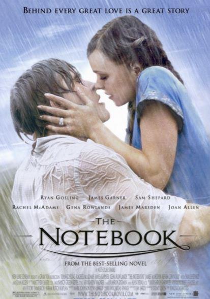 感動の恋愛映画