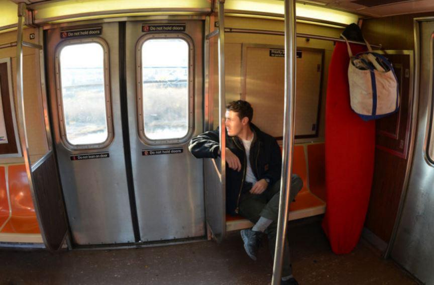 電車サーファー