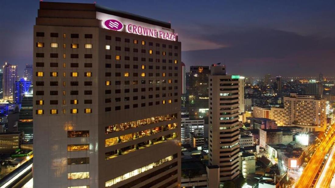 クラウンプラザ・ホテル・バンコク・ルンピニーパーク