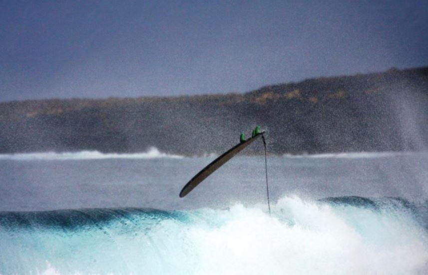サーフィン体調管理