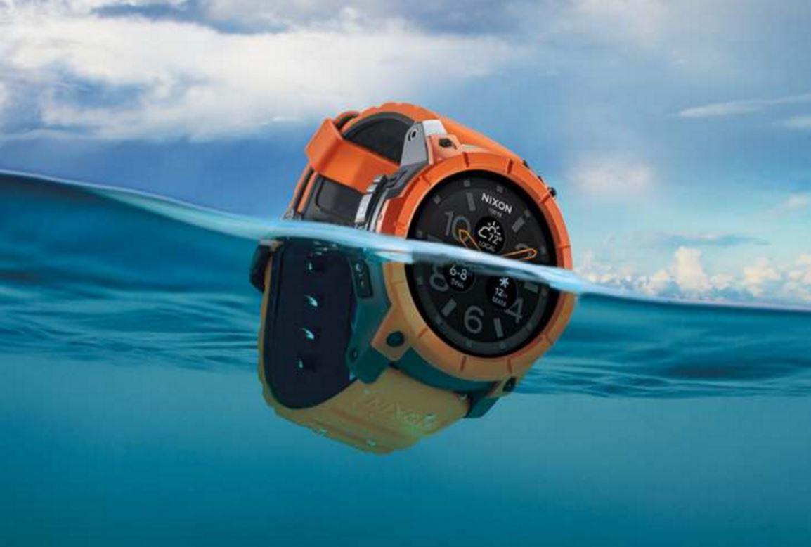 サーフィン時計