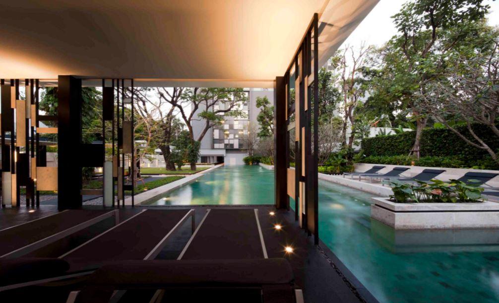 タイのマンション