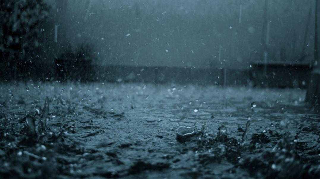 タイの豪雨