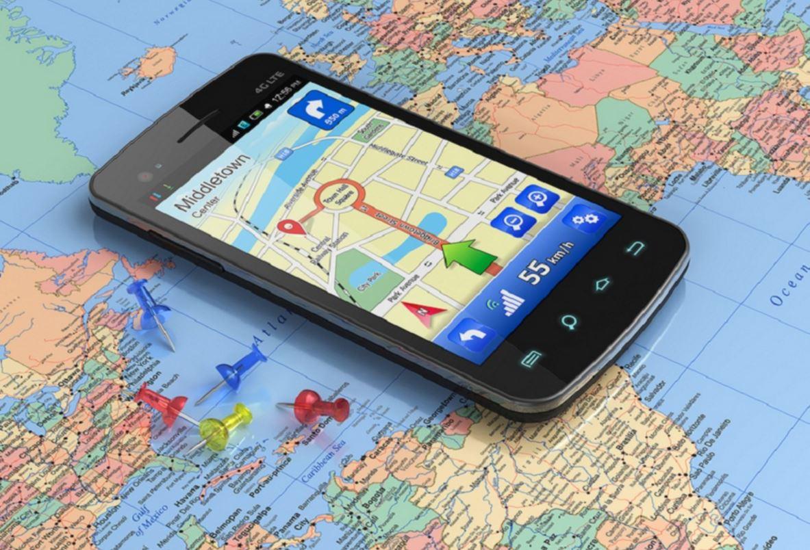 GPS携帯