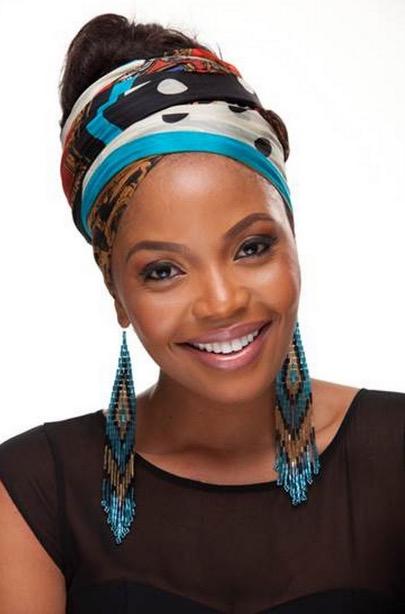 アフリカン美女