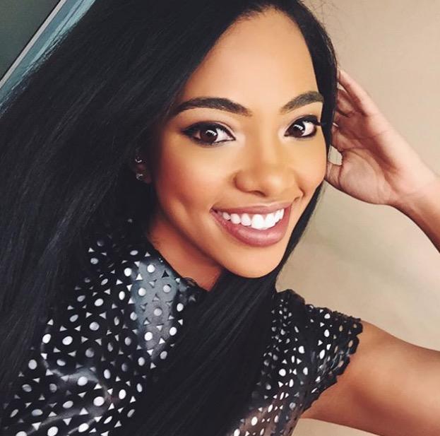 黒人超かわいい女性