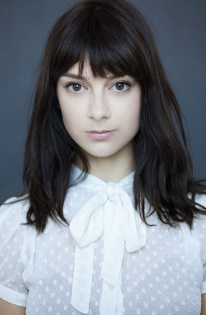 カナダ人女優ソフィー