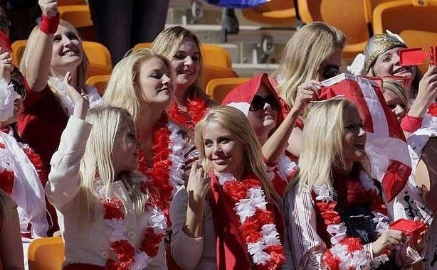 デンマーク美女たち