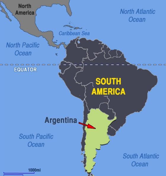 アルゼンチン 公 用語