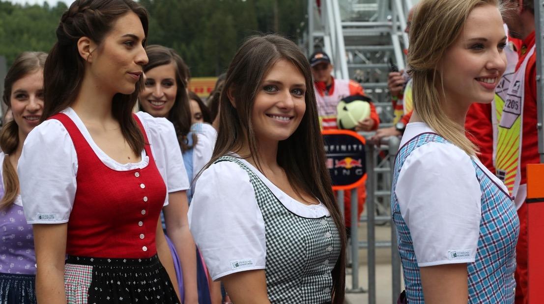 AustianBeautyWomen