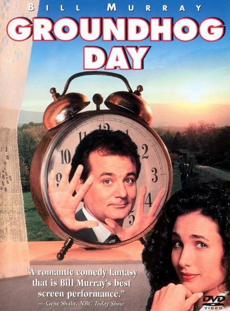 GROUDHOG-DAY