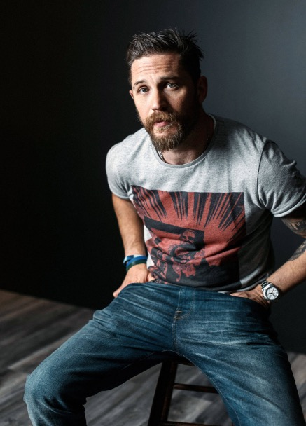 TomHardy-Actor