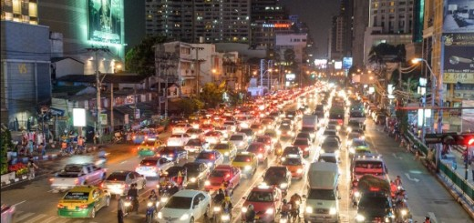 BangkokTrafficJam-Countermeasure