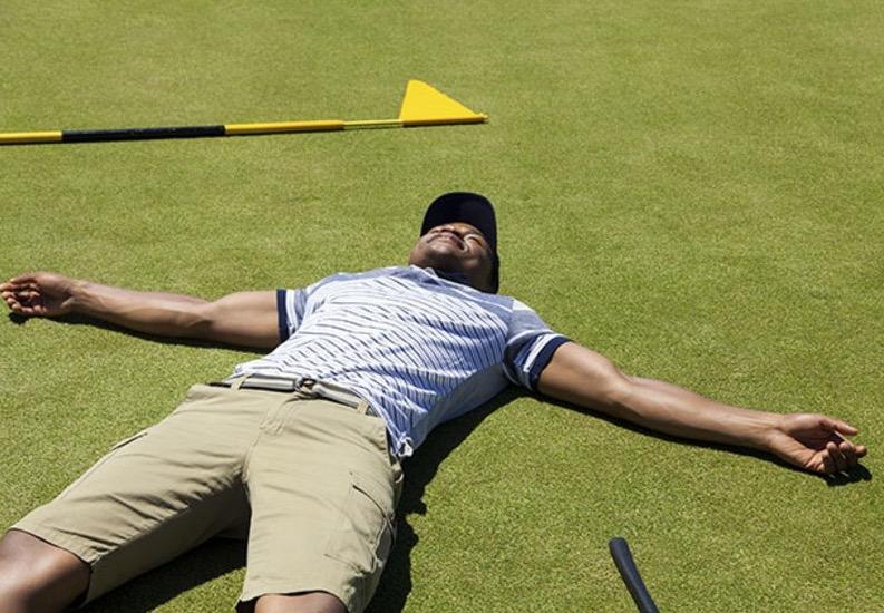GolfSunScreen