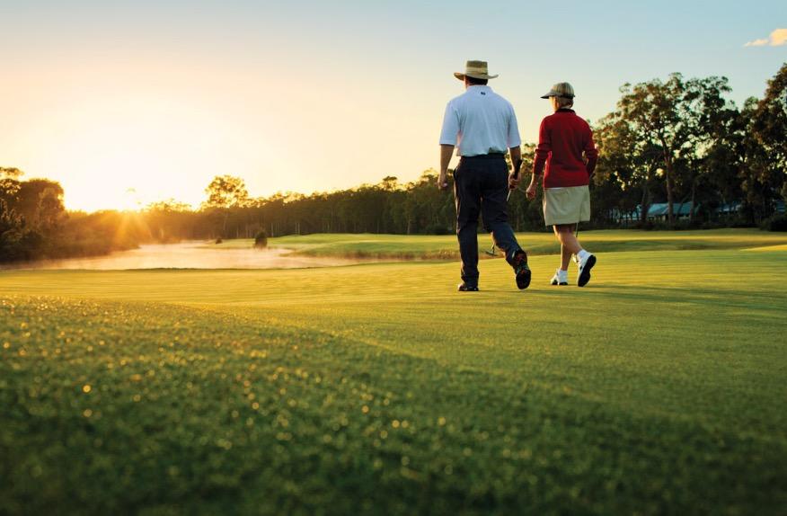GolfWalking