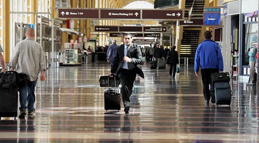 Running-Airport