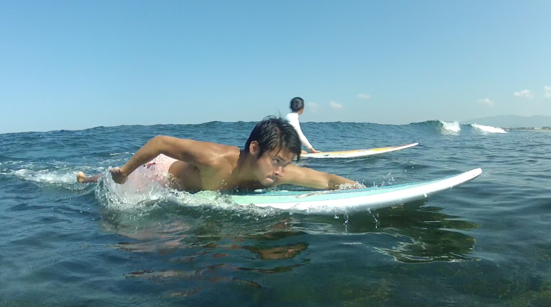 SurfingPaddling