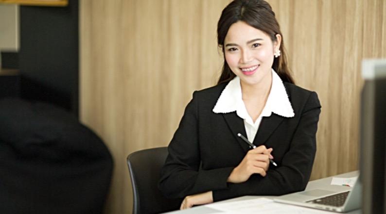 ThaiOfficeWomen