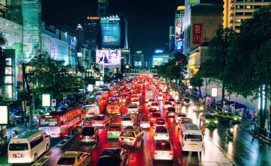 BangkokTrafficJam-Reason