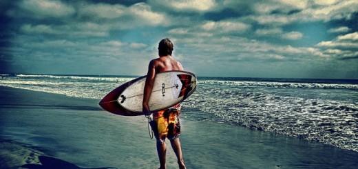 surfer-surfboard
