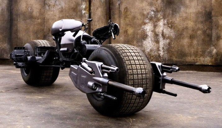 Batman-Bike