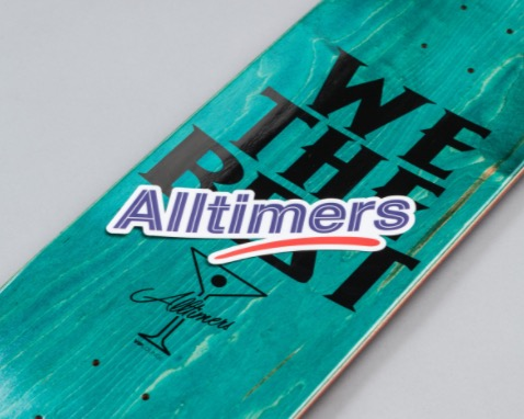 Alltimers-Sticker