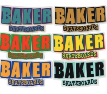 Baker-Sticker