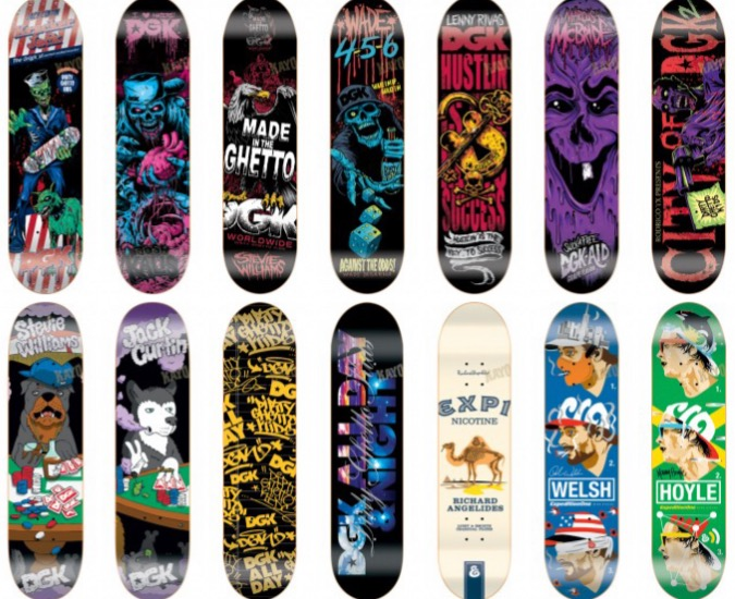 dgk-skatedecks