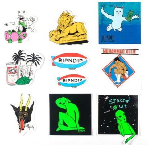 Rip N Dip-Sticker