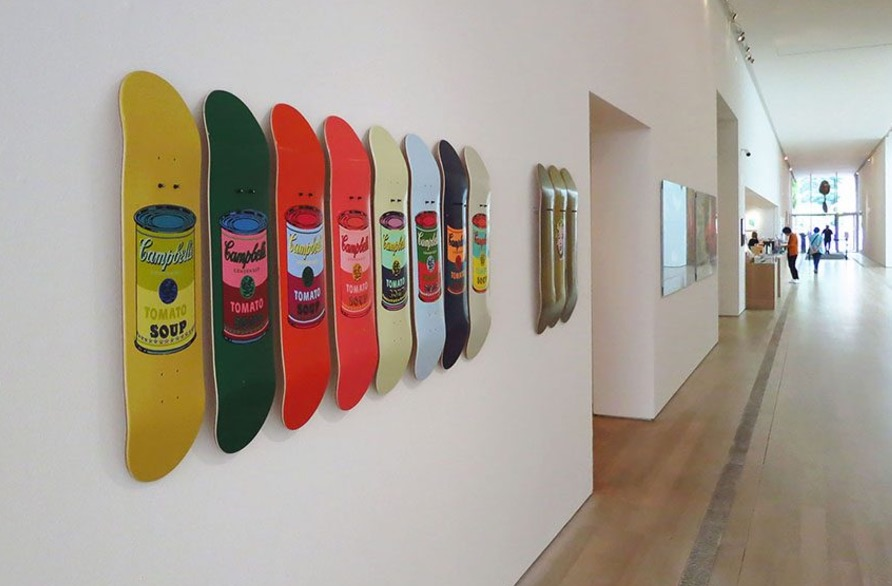 Skateboard-Interior