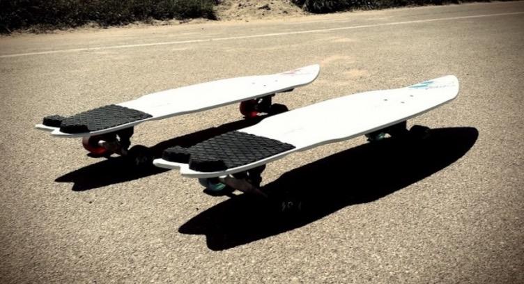 SkateboardForSurfing
