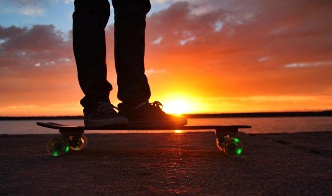Skateboarding-EasytoStart