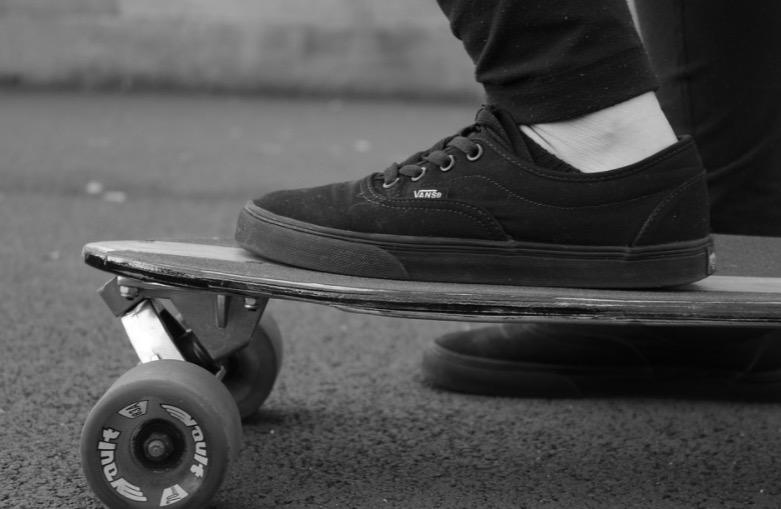 Skater-Shoes