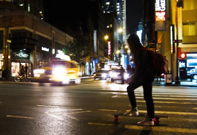 skaternight