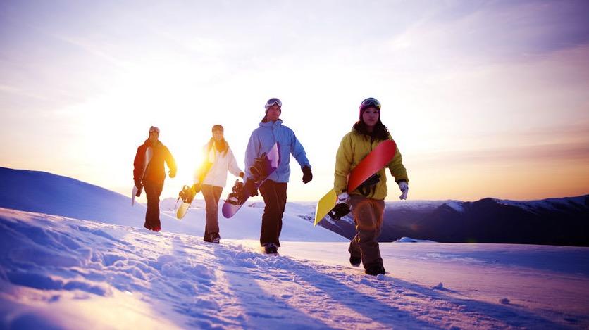Snowboard-Money